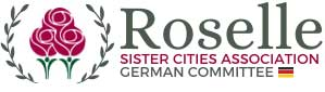 Roselle Sister Cities - Germany logo